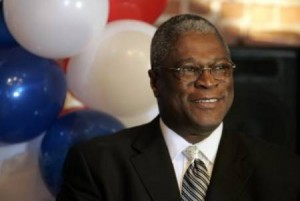Mayor Sly James of Kansas City, Mo
