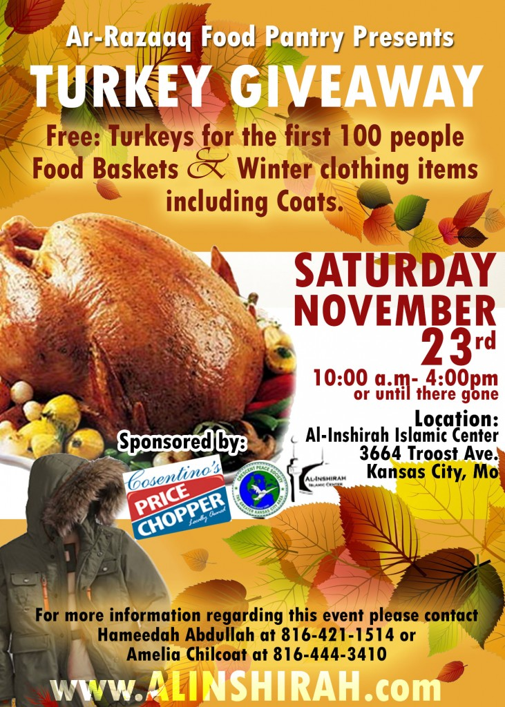 City Of Compton Turkey Giveaway